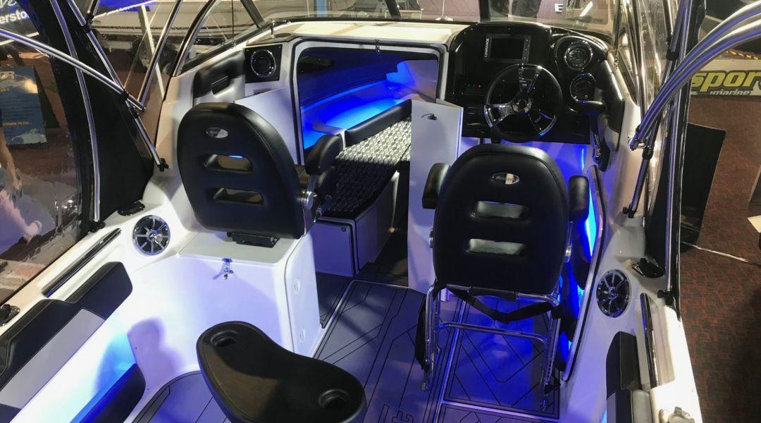Boat-interior-led-light